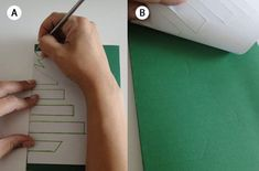 Cartão de natal 3D, muito simples e rápido de fazer. Veja passo a passo!