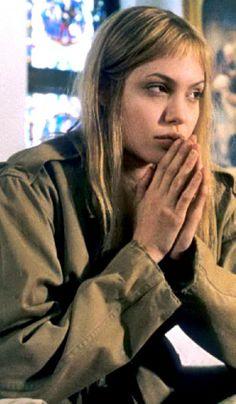 Angelina Jolie as Lisa Rowe - Girl Interrupted