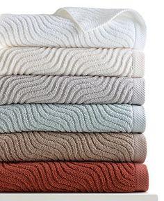 "Kassatex Marseilles 30"" x 54"" Bath Towel on shopstyle.com"