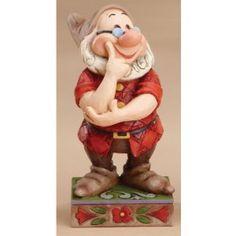 Walt Disney Traditions Showcase' DOC' Snow White & Seven Dwarfs By Jim Shore: Amazon.co.uk: Kitchen & Home
