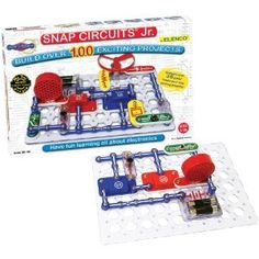 Snap #Circuits Jr. SC-100 #Electronics #toys
