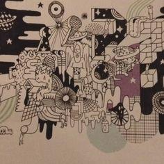"""Illustration in """"Vi Forældre"""" no. 03 2010"""
