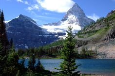 Mountainous Region With Lake - Google Search