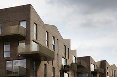 Brentford; 06 | Mar | 2015 Tweet RIBA Regional Awards shortlist 2015 Duggan Morris Architects housing scheme in Brentford has been shortlisted by RIBA London. Regional winners will be announced at an awards event on 18 May.