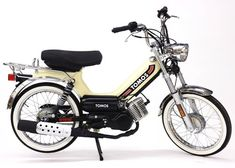 Tomos Sprint Tomos Moped, Vintage Moped, Motorcycles, Guns, Bike, Birthday, Vehicles, Weapons Guns, Bicycle