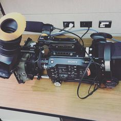 My toolbox for this week. #fs5 #fs7 #sonycinema #sony #sonyfs7 #sonyfs5 #cinematography #cinematographer #coreswx #director #productionlife #commercial #canon #tilta #setlife