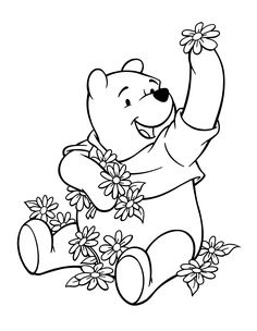 awesome Disney Cartoon Characters Coloring Pages Baby Disney Cartoon