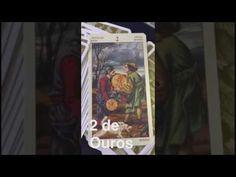 Elementos do Tarot: Carta do Dia: 2 de Ouros. (Snapchat: Taroteando)