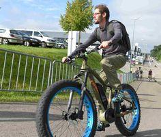 Zukunft des Mountainbikes ist elektrisch