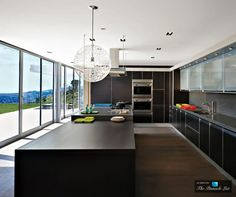 Oberfeld Luxury Residence in Los Angeles, California, designed by SPF Architects