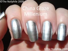 China Glaze - Millenium