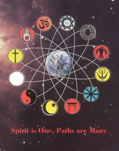 Spirit is One, Paths are Many