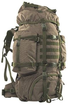 d83a071a2 Great for Wisport Reindeer 75L Rucksack Olive Drab Backpacks. [$254.95]  trendyusfashion from top