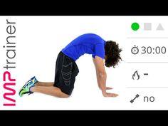 30 Minuti Con Esecizi di Stretching, Pilates e Yoga - YouTube