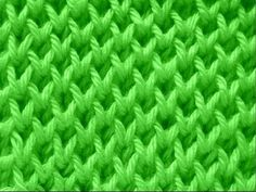 Discover thousands of images about Cómo Tejer Punto Panal-Honeycomb Brioche Stitch 2 Agujas How to knit the Honeycomb Brioche Stitch. You will need to know how to knit, knit into the stitch below, and knit two together. Entrelac a crochet o ganchillo Th Tunisian Crochet Stitches, Knitting Stitches, Knitting Patterns, Crochet Patterns, Start Knitting, Crochet Ideas, Baby Stitch, Knitting Projects, Crochet Projects