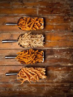 The humble French fry is getting star billing at restaurants these days. Think added flavours and tasty dips as accompaniments.