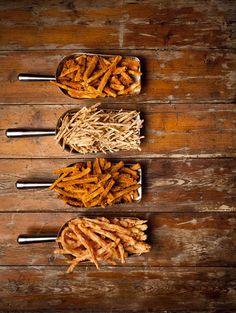 Best Gourmet Fries in Singapore
