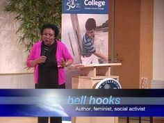 ▶ bell hooks at New College of Florida - YouTube