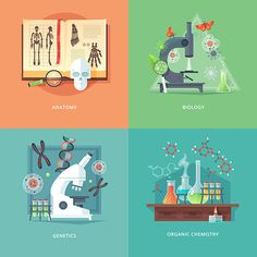 Education and science banners by painterr on @creativemarket