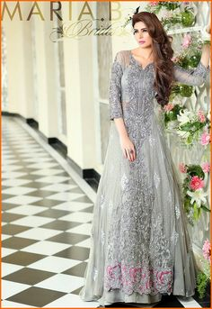 Recently Maria B has been introducing new and stylish designs of bridal dresses 2016. It is the most leading and renowned clothing brand of Pakistan. It comes at top of the list of Pakistani famous designers. She has blessed with awesome skills of fashion designing. Every year she launches so many seasonal clothes for both men and women in the whole world. In this way she is liked by everyone not only in Pakistan but also in other countries. You can see a lot of creativity in her attires…