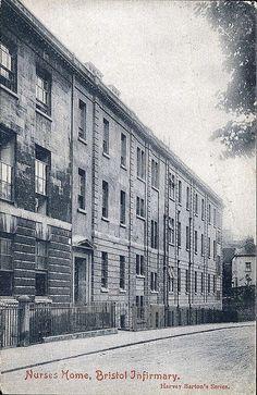 Nurses Home, Bristol Infirmary
