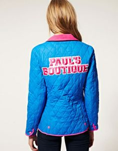 3 pauls boutique jacket i want it is sooooooooooo.............peng ... : pauls boutique quilted jacket - Adamdwight.com