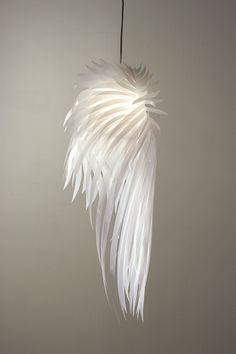 pendant lamps, angel wings, design projects, meditation rooms, pendant lights, angels, icarus, feather, hanging lamps