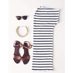 MINIMAL + CLASSIC: stripes summer/holiday