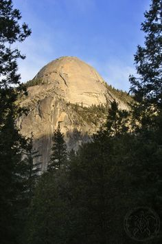 North Dome, Yosemite  Simpson Brothers Photography