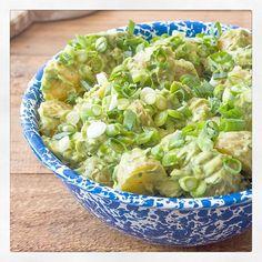 The Best Potato Salad | Deliciously Ella