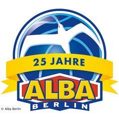 Alba Berlin Logo | Alba Berlin Logo 25 Jahre