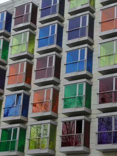 Edificios aprender español