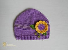 Hey, I found this really awesome Etsy listing at https://www.etsy.com/listing/557089787/beautiful-little-hat-with-flowers-kids