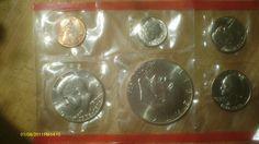 1776 -1976 US Bicentennial Mint Set