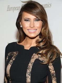 Melania Trump Makes Her First Appearance on Campaign Trail as Donald Invites Impersonator on Stage – and Muses About Marital Fantasies