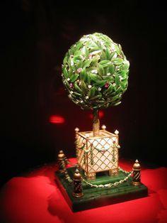 Fabergé Easter Egg, the Bay Tree Egg