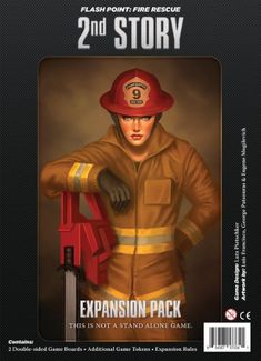 cool Flash Point Fire Rescue 2nd Story #Fire #Flash #Point #Rescue #Story Check more at http://secrettoyshop.com/board-games/flash-point-fire-rescue-2nd-story/