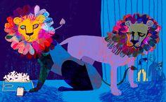 Graphic Design and Illustration: Visiting Illustration Lecturer - The Wonderful Jill Calder
