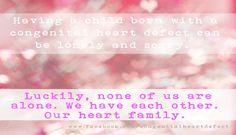 <3 heart family
