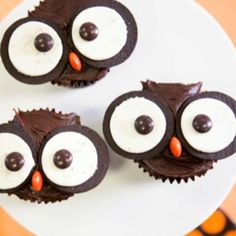 cute cakes and cupcakes | Owl cupcakes... cute! | Creative Cakes