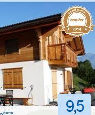 zoover2014, ons huis in de bergen 8 pers