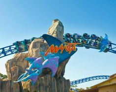 Manta Roller Coaster!