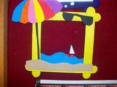 free popsicle stick frame craft (1)
