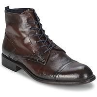 Buy AZZARO Azzaro  EPICOR men's Mid Boots in Brown £125.48 from Men's Boots range at #LaBijouxBoutique.co.uk Marketplace. Fast & Secure Delivery from Spartoo.co.uk online store.