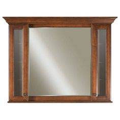 Water Creation Spain Collection 48 Inch Wide Medicine Cabinet with Mirror