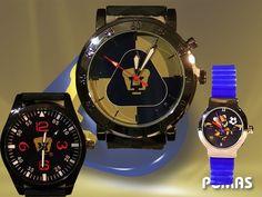 Reloj Pumas Unam en Argeana.com.mx
