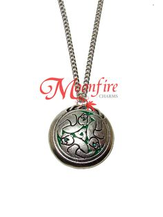 BRAVE Merida Necklace –Moonfire Charms- ITS SO BEAUTIFUL AND ITS ONLY 15$ I NEED ONE SO BAD!