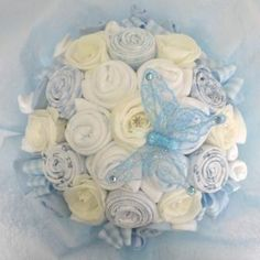 Baby Boy Clothing Bouquet 3-6 Months