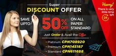 ☼ Get Amazing Discount 50% Off on all Orders ☼