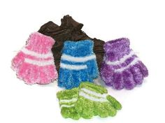 Toddler Girls Yarn Emblellished  Gloves  Choose Your by Shelly6262, $8.95